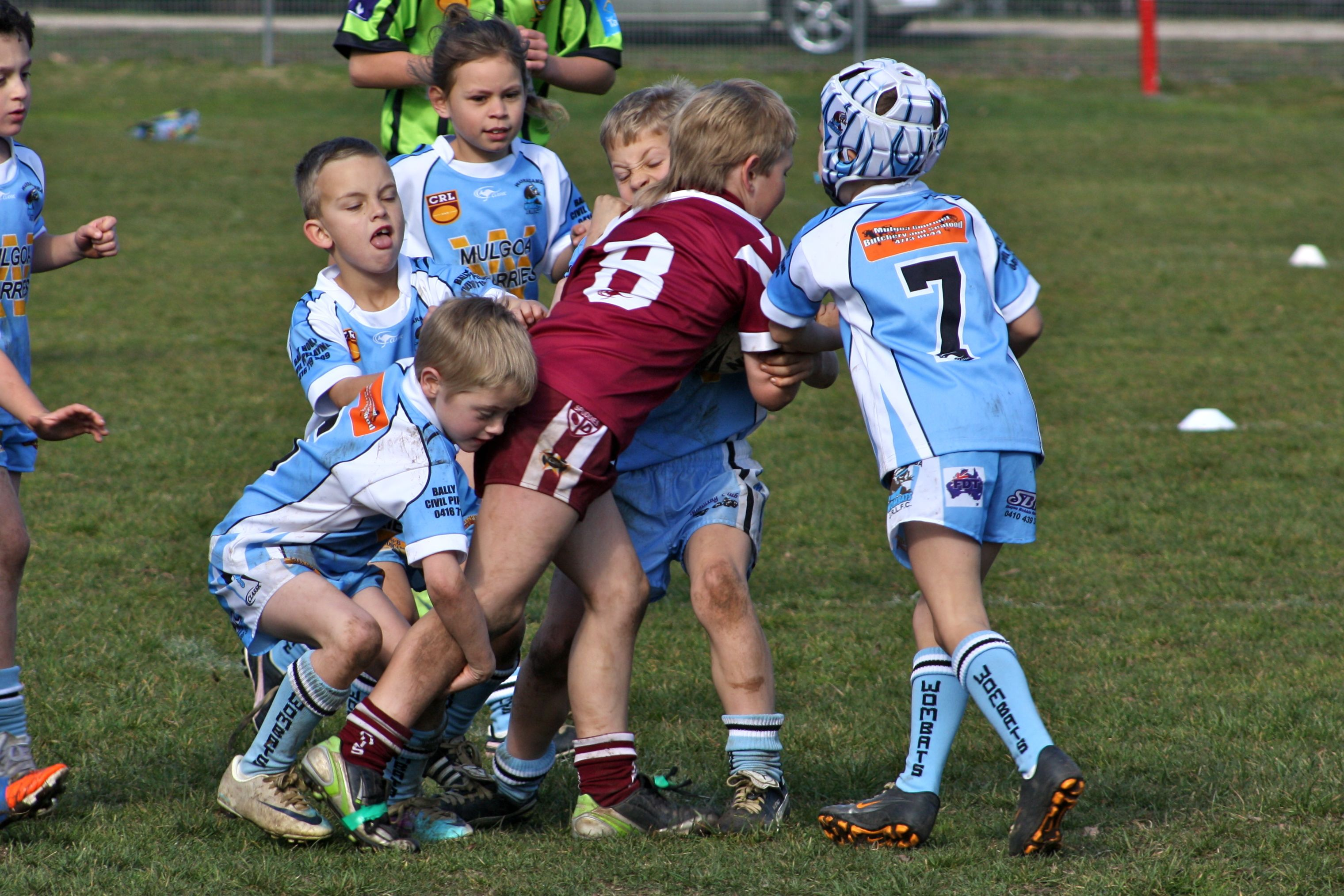 Junior Spuddies | Robertson Junior Rugby League Club | Page 5